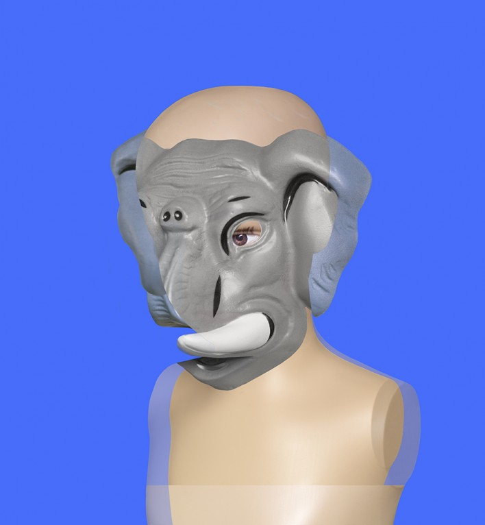 Mask II (Elephant) 2015