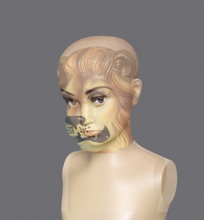 Mask II (Lion) 2015